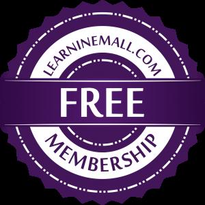 Learninemall Free Membership Badge